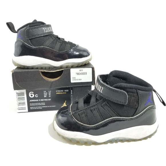 27a91fa237d8 Jordan Other - Baby Toddler Air Jordan Retro 11 Space Jam Concord
